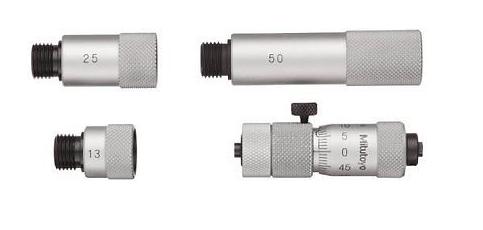 Micrometro interiores tubular mitutoyo 137 201 dcl metrolog a - Micrometro de interiores ...