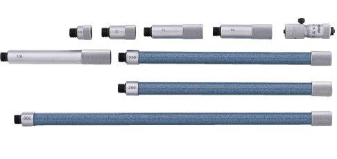 Micrometro interiores tubular mitutoyo 137 204 dcl metrolog a - Micrometro de interiores ...