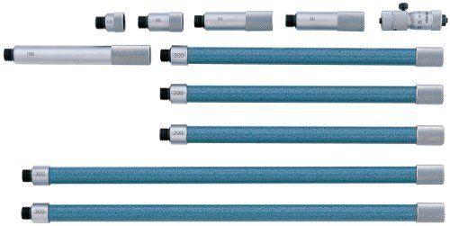 Micrometro interiores tubular mitutoyo 137 205 dcl metrolog a - Micrometro de interiores ...